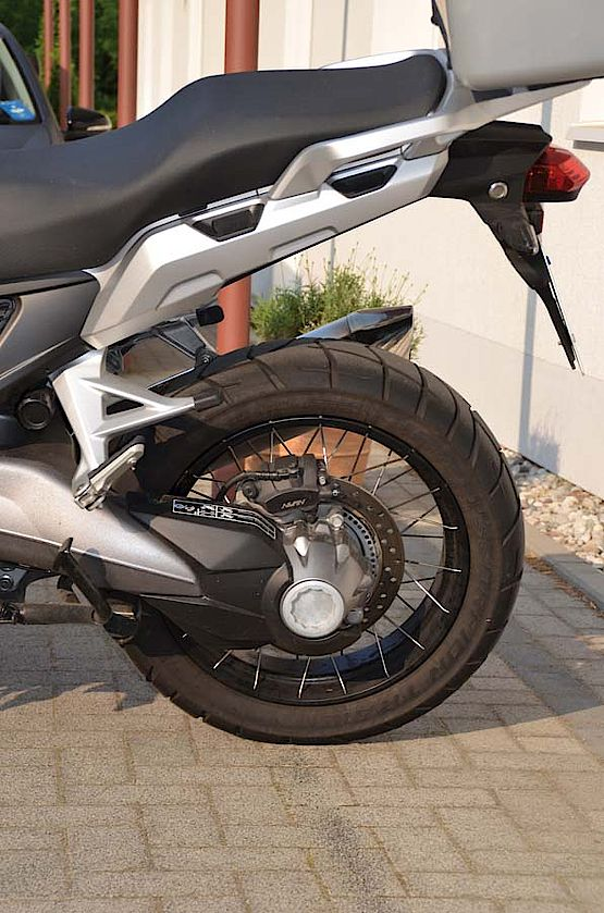 Honda Cfr 1200 X Crosstourer 2013 Wheelies